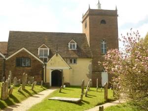 Minstead Church