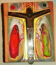Stations of the Cross 12