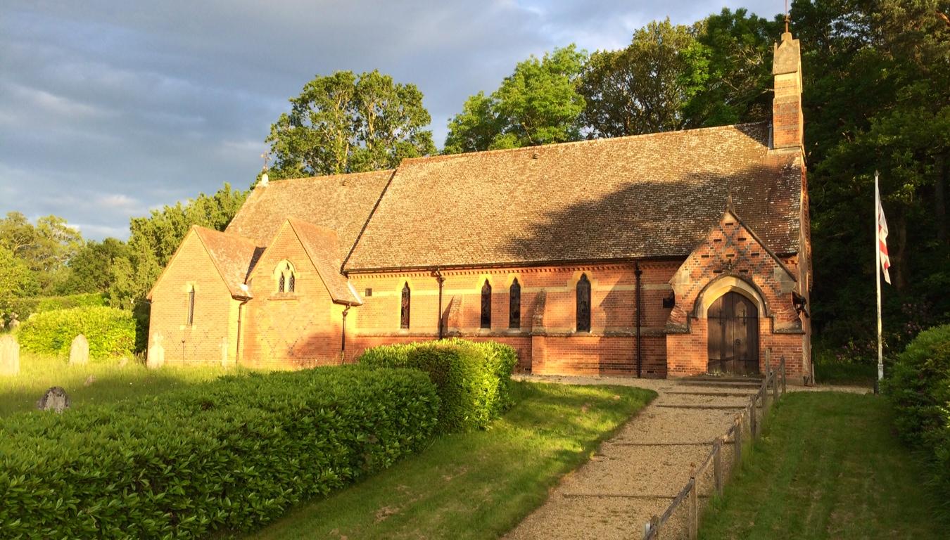 Christ Church Shooting Hd: Emery Down Church Gallery