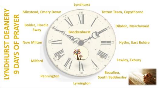 Lyndhurst Clock