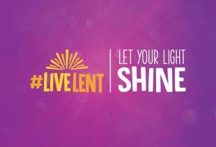 LiveLent 2018 header